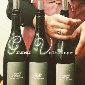 Weintour Weinviertel 2020 @ Ebner-Ebenauer SALON