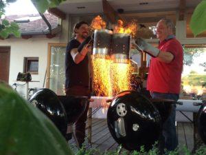 Ebner-Ebenauer KOCHT das WINO SPECIAL @ WINO Weinbar | Poysdorf | Austria