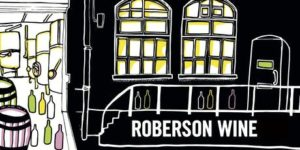 EE on tour in LONDON with ROBERSON WINE
